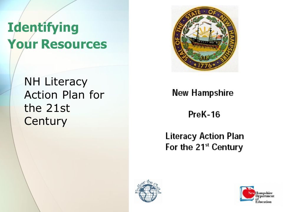 NH Literacy Action Plan for the 21st Century