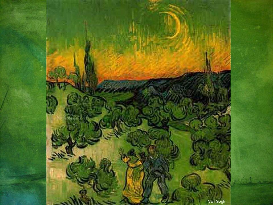 Il colore verde..nei grandi pittori