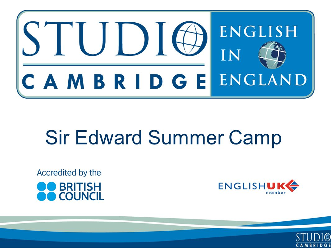 Sir Edward Summer Camp