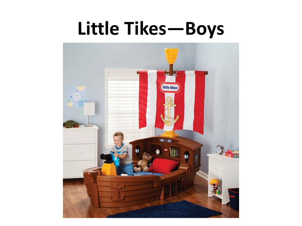 Little Tikes—Boys