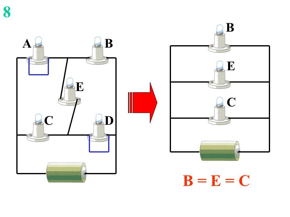 DC E AB B C E 8 B = E = C