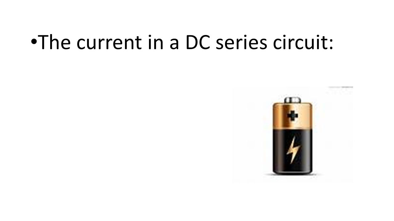 Is the same in all points of the circuit