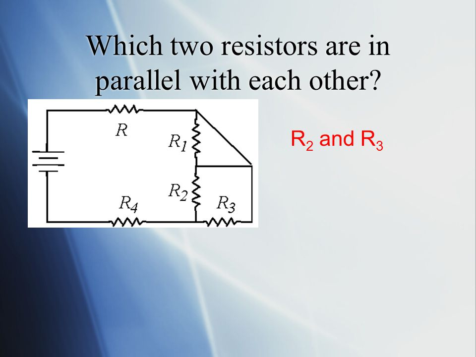 What is the current in the 10-  resistor