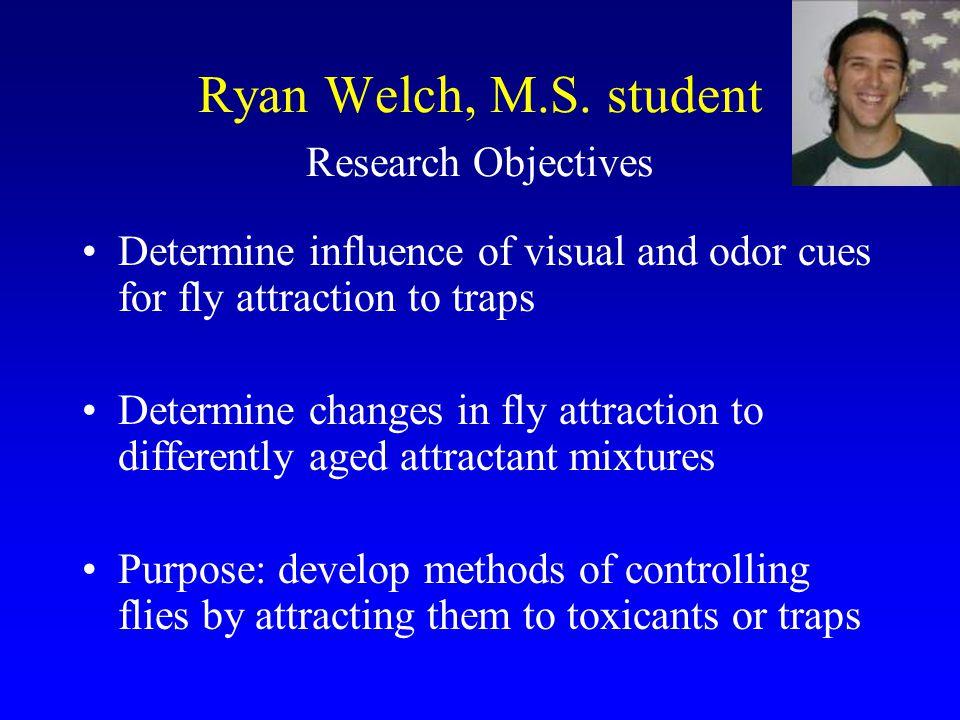 Ryan Welch, M.S.