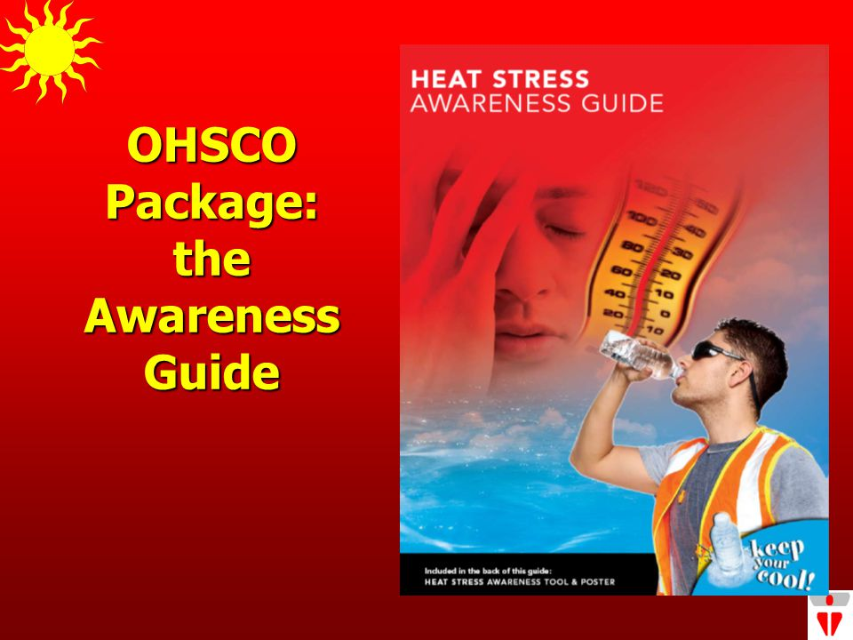 OHSCO Package: the Awareness Guide