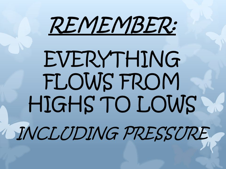 During the day land heats up faster causing a low pressure over the land and high pressure over the water At night the water is warmer and a low pressure is found over it where the land is cooler and has a high pressure
