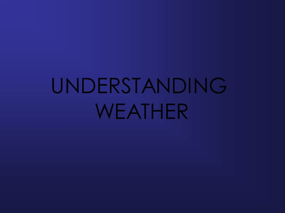Cumulus Clouds puffy, white clouds that tend to have flat bottoms form when air rises generally indicate fair weather when get larger – produce thunderstorms Thunderstorms come from cumulonimbus clouds If a cloud includes nimbo- are likely to produce precipitation