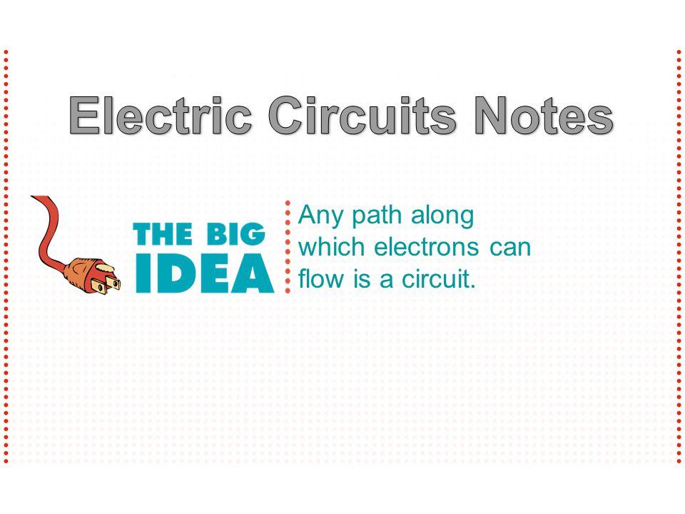 think.A series circuit has three bulbs.