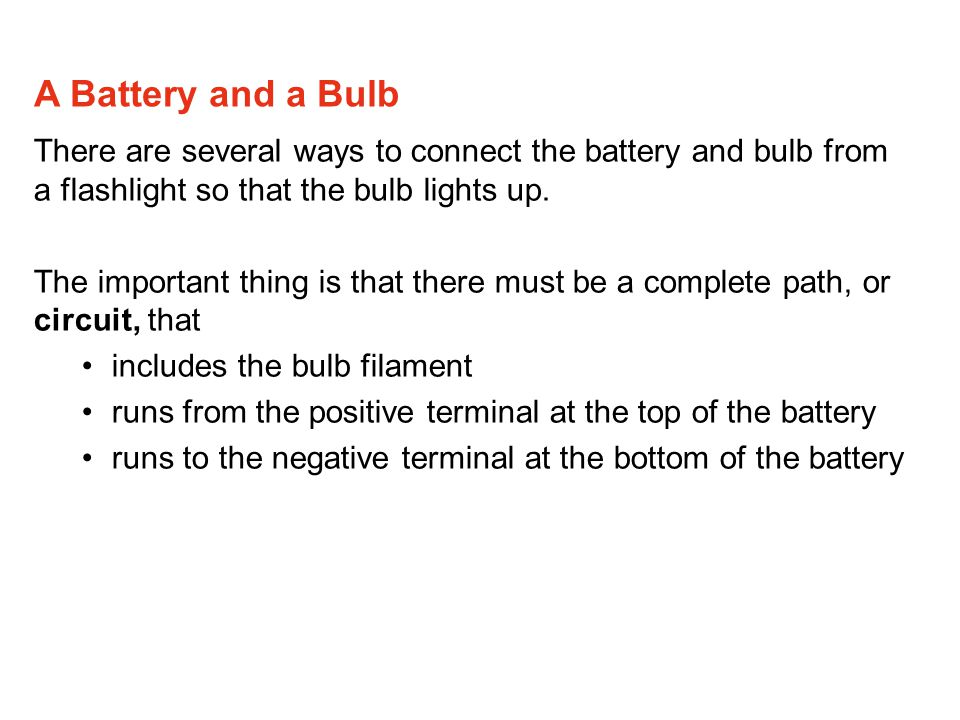 If three lamps are connected in series with a battery, they form a series circuit.