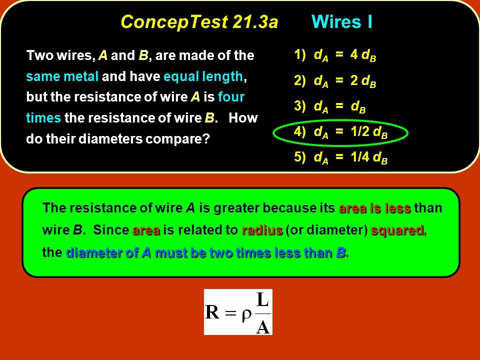 ConcepTest 21.16bCapacitors II ConcepTest 21.16b Capacitors II 1) V 1 = V 2 2) V 1 > V 2 3) V 1 < V 2 4) all voltages are zero C 1 = 1.0  F C 3 = 1.0  F C 2 = 1.0  F 10 V How does the voltage V 1 across the first capacitor (C 1 ) compare to the voltage V 2 across the second capacitor (C 2 )?