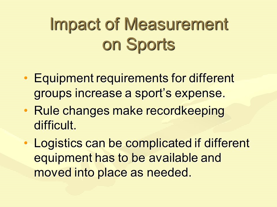 Measurement Challenges in Competitive Sport Training for officiating:Training for officiating: –How can we make sure that judges and officials are valid, reliable, and objective.