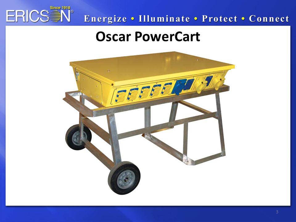 3 Oscar PowerCart