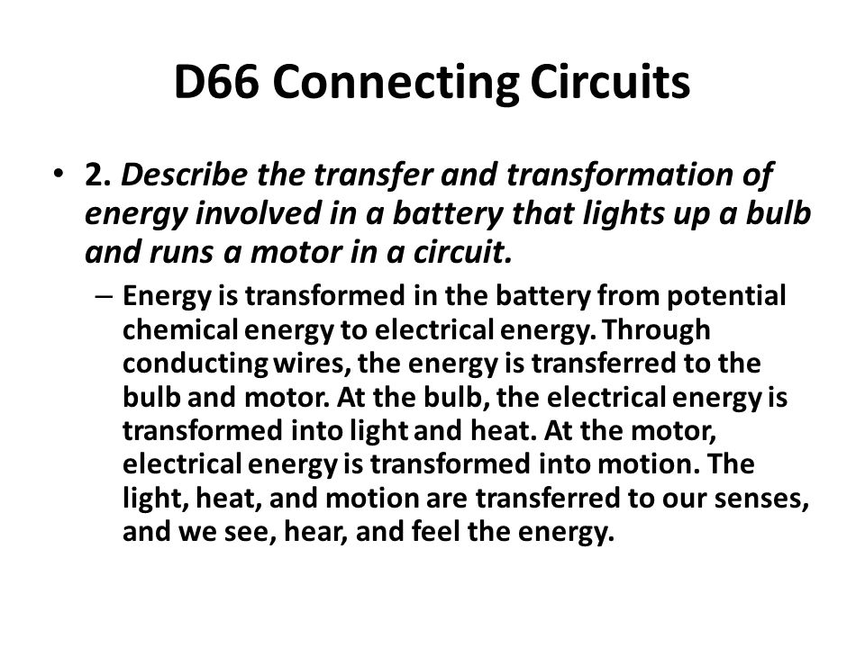 D66 Connecting Circuits 2.