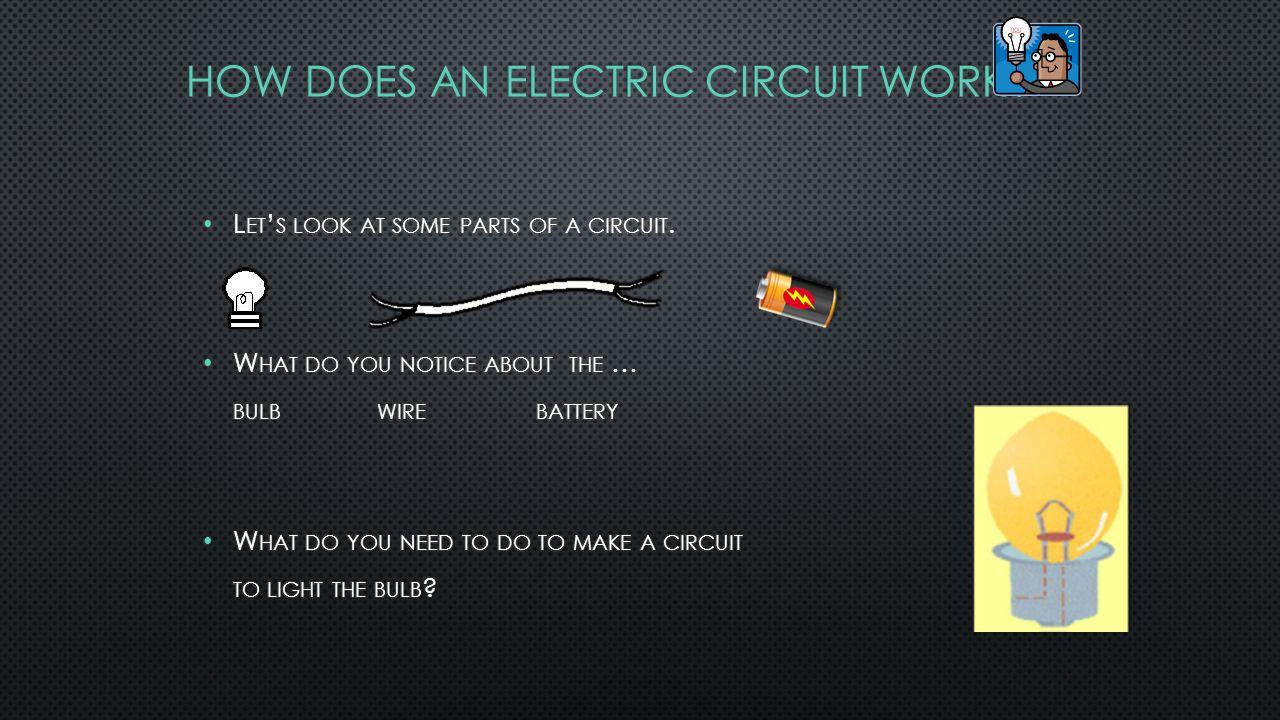 Let's explore Electric Current