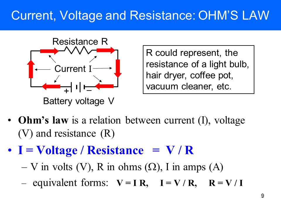 What is DC (direct current) .
