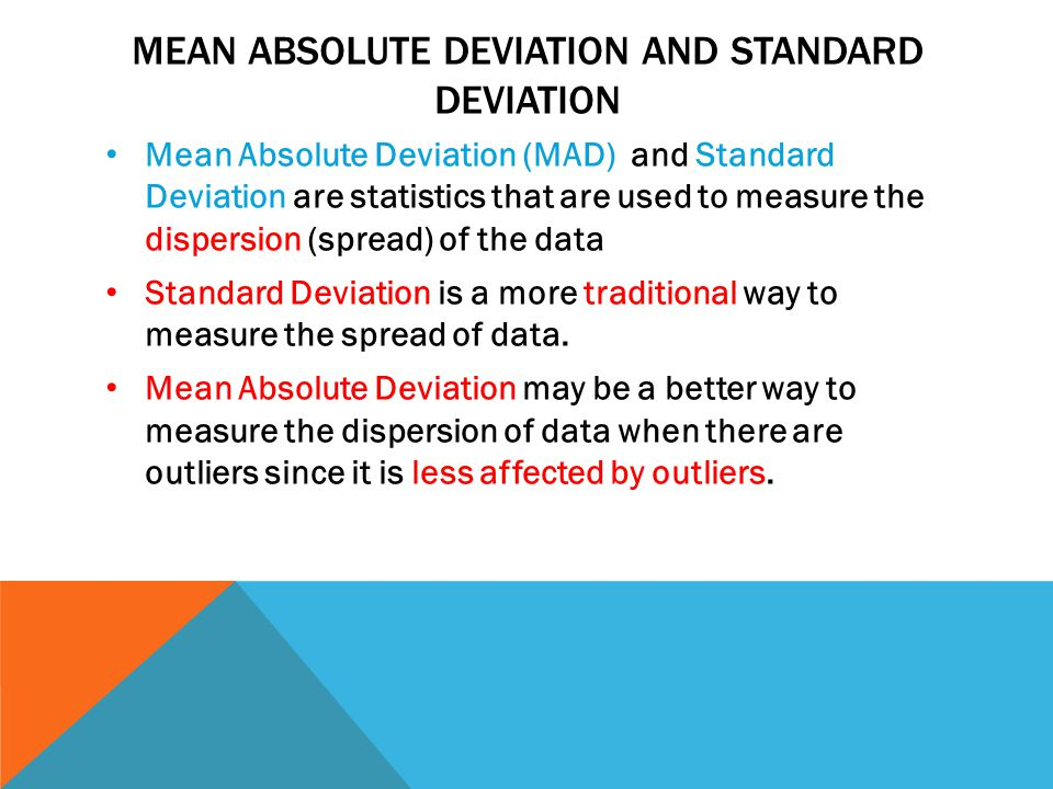 Z-SCORE A z-score (or standard score) indicates how many standard deviations a data point is above or below the mean of a data set.