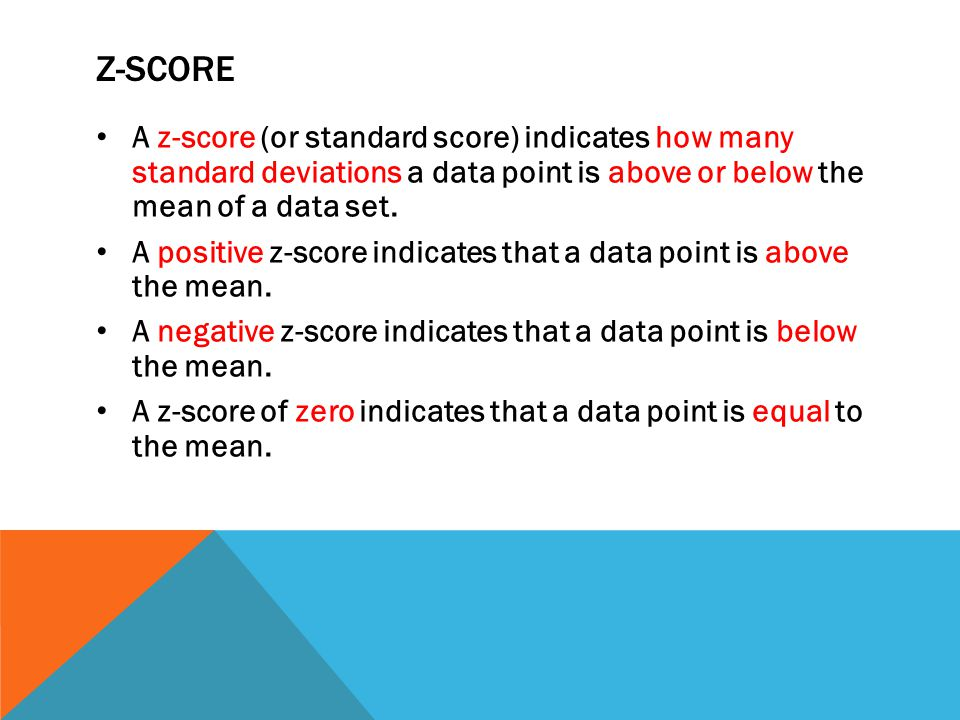 APPLICATION QUESTION #2, CONTINUED D) A player who is drafted by the Chicago Bulls has a z- score of -1.671.