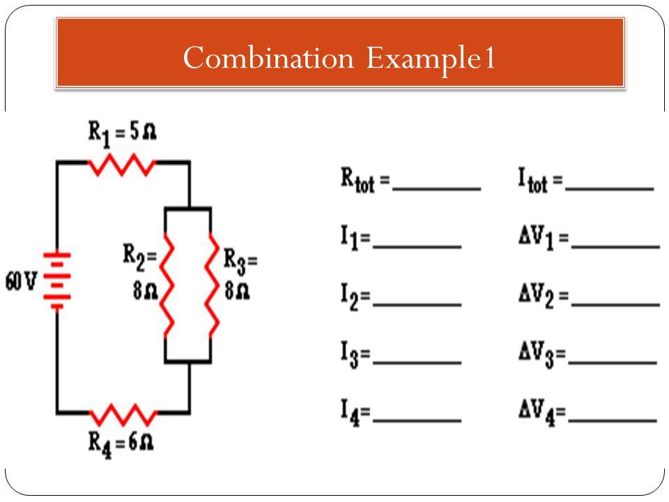 Combination Example1