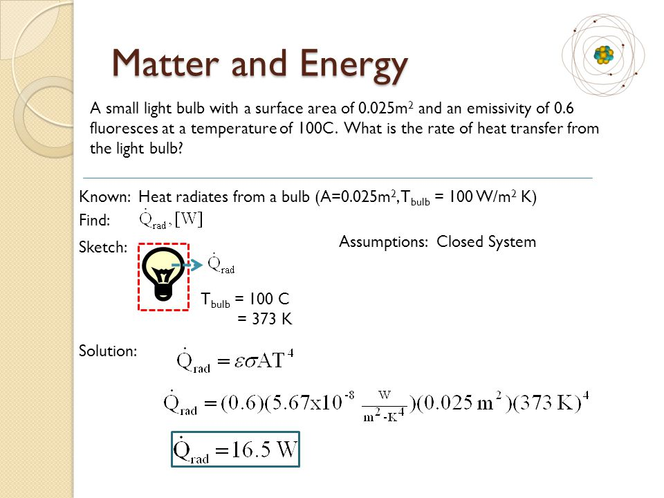 Matter and Energy Thermodynamics - the study of systems and energy transfer A piston cylinder containing a gas was compressed over a period of 20 seconds.