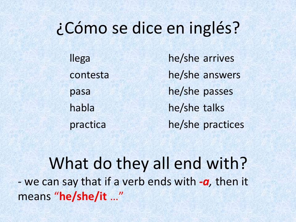 Quick question --- What happens to the -ar when the verb is conjugated.