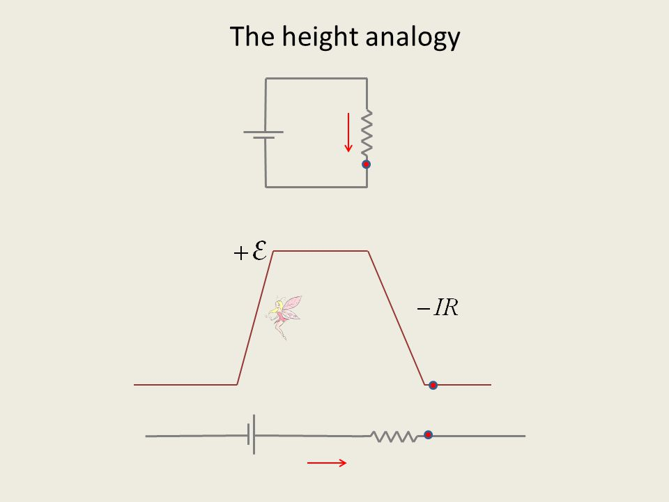 The height analogy