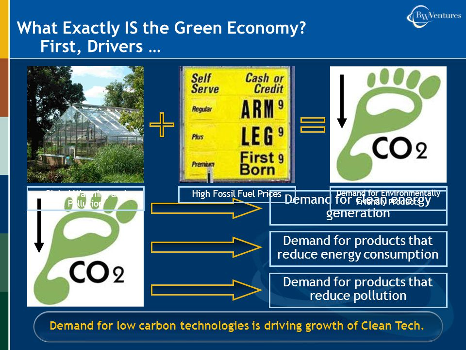 What Exactly IS the Green Economy.