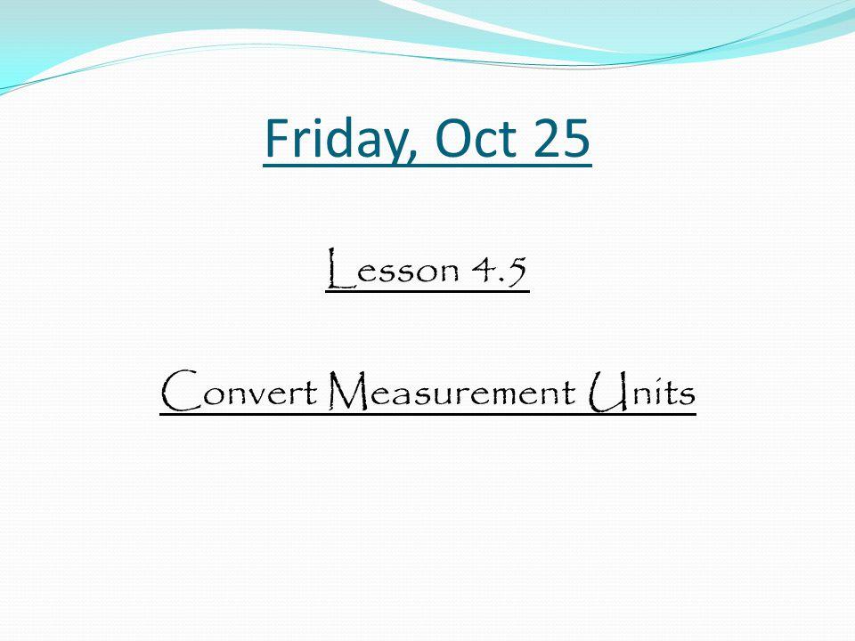 Convert Measurement Units 36 yards = ? feet Step 1 ?