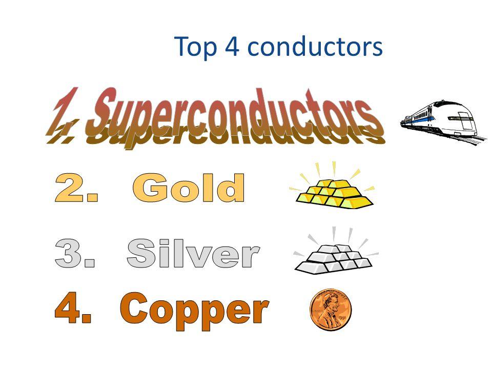 Top 4 conductors