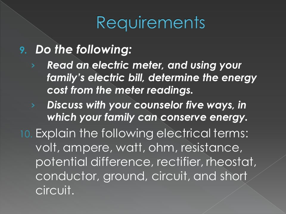 Some circuit breakers used in homes are the push-push type  Others have a handle that must be pushed to the off position before the breaker can be reset to the on position  Follow the instructions on your home's circuit breaker panel to properly reset whatever type you have