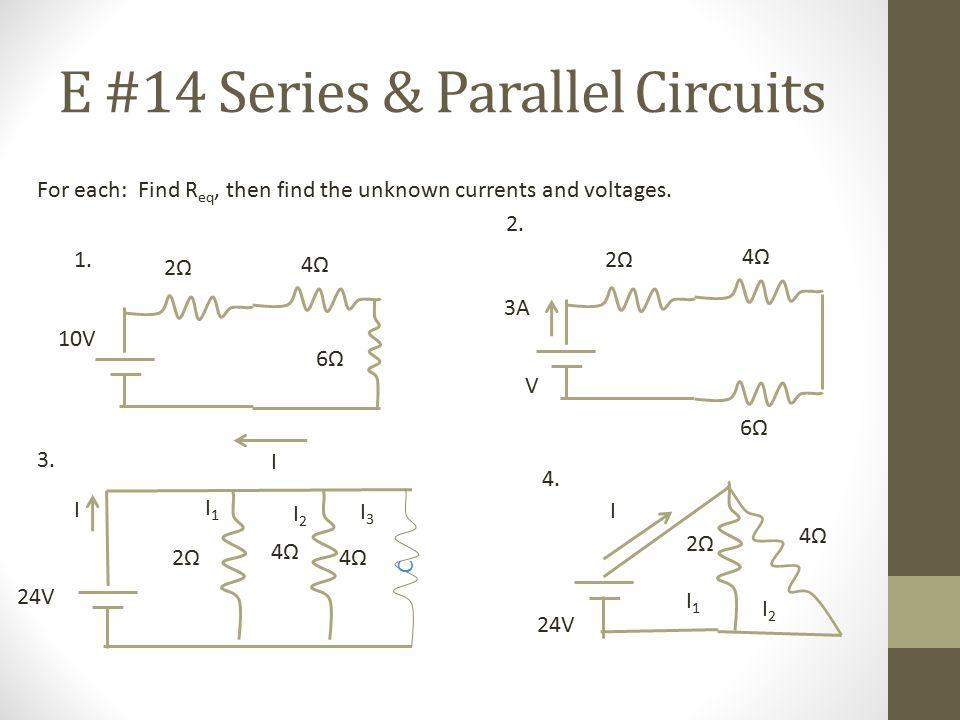 E#15 Electric Circuits FRQ 1976B3.