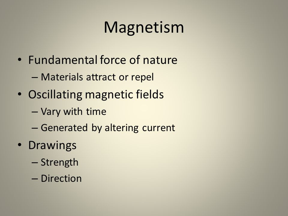 Earth's Magnetic Fields Image source: http://www.ssec.honeywell.com/magnetic/overviews.html