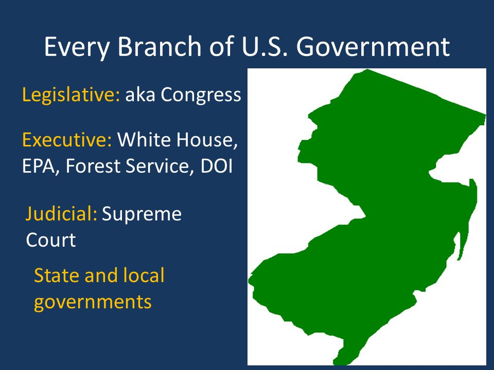 Every Branch of U.S.