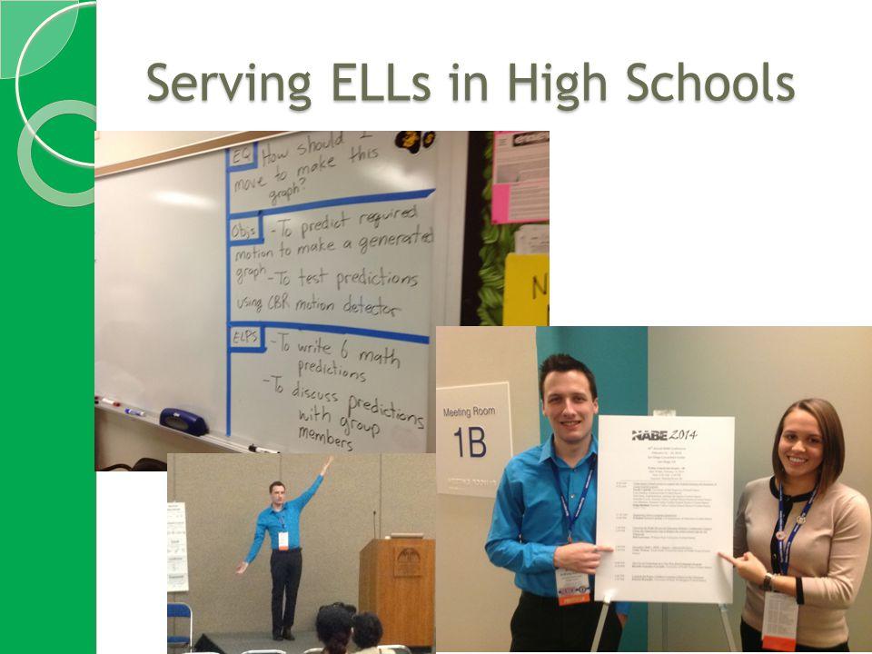 Serving ELLs in High Schools
