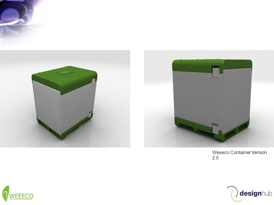 Weeeco Container Version 2.0