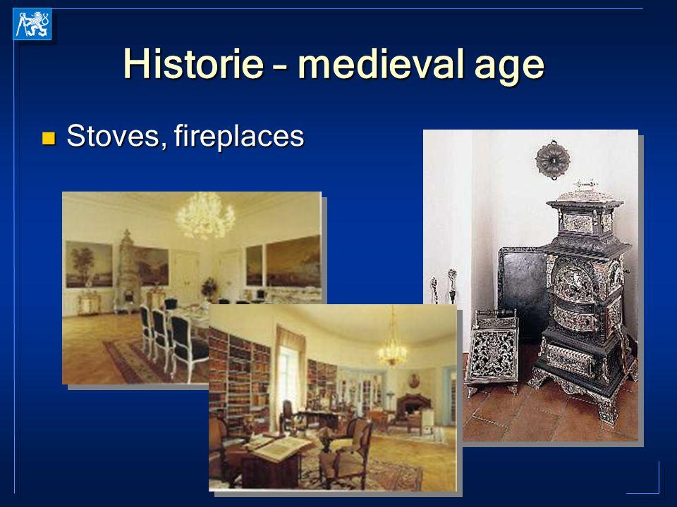 History 18-19.century steam