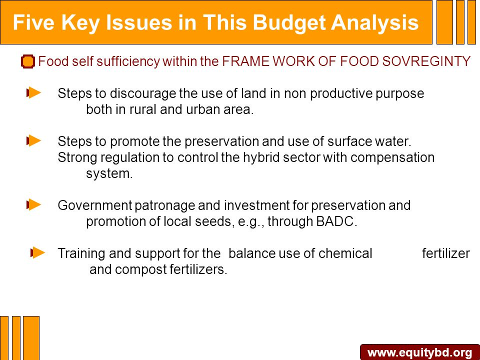 Food self sufficiency within the FRAME WORK OF FOOD SOVREGINTY Steps to discourage the use of land in non productive purpose both in rural and urban area.