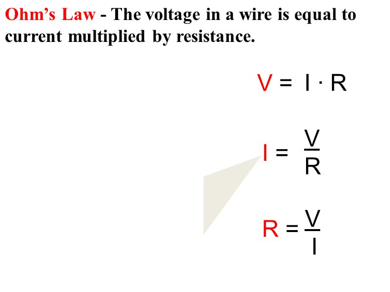A bulb that has 2.4 A flowing through it, has a resistance of 16 Ω.