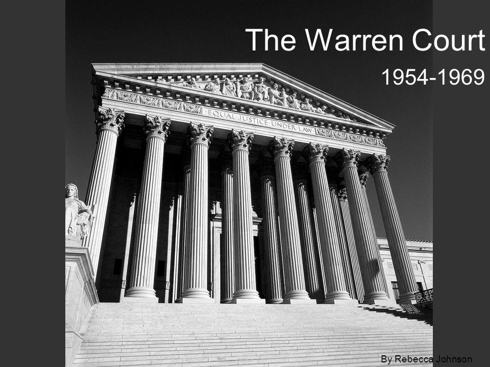 Chief Justice Earl Warren Chief Justice for 16 years (1954-1969) Warren painting (online image) available http://www.google.com/imgres?imgurl=http://www.supremecourthistory.org/history/images/014_warren.jpg&imgrefurl=http://www.supremecourthistory.org/history/supremecourthistory_history_ch ief_014warren.htm&usg=__Es9sWPmj8ydKsZBAuFNYeep4ICc=&h=400&w=310&sz=22&hl=en&start=1&sig2=xlJeBFZ6d6NeOJb_tQivSg&itbs=1&tbnid=g6EoO03mVyCwXM:&tbnh=124&tbnw =96&prev=/images%3Fq%3Dearl%2Bwarren%26hl%3Den%26gbv%3D2%26tbs%3Disch:1&ei=tLr5S_r8M8T7lwf_ytDLCg.