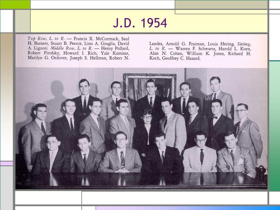J.D. 1954
