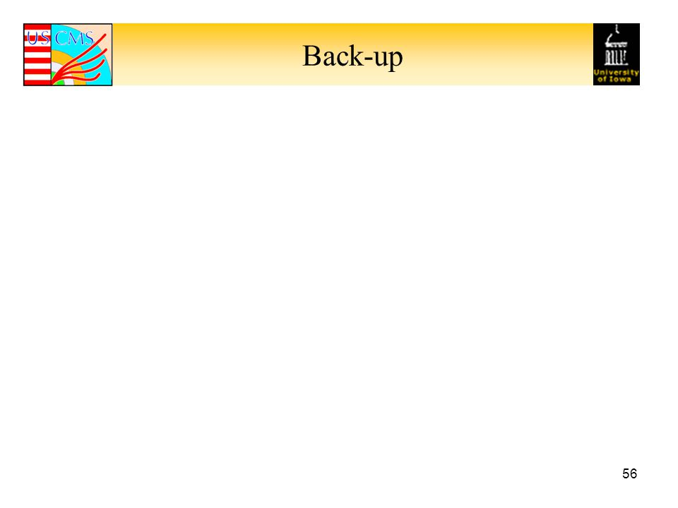 Back-up 56