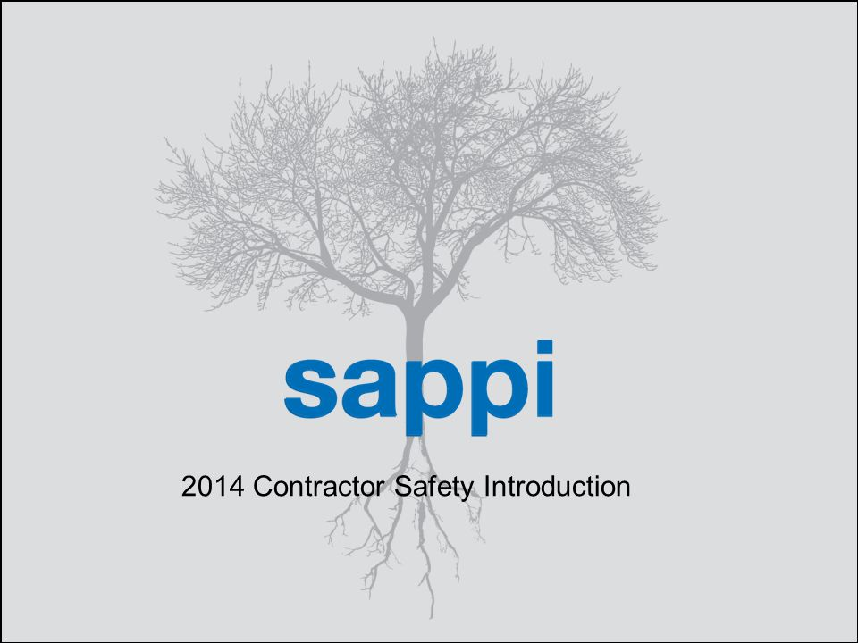 | Contractor Safety Training 12 Safety Awareness The causes of accidents.