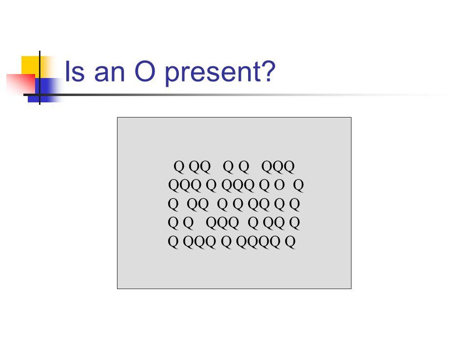 Q QQ Q Q QQQ QQQ Q QQQ Q O Q Q QQ Q Q QQ Q Q Q QQQ Q QQQQ Q Is an O present