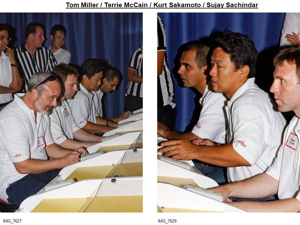 IMG_7627IMG_7629 Tom Miller / Terrie McCain / Kurt Sakamoto / Sujay Sachindar