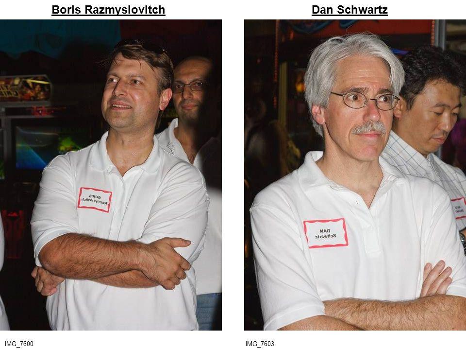 IMG_7600 Boris Razmyslovitch IMG_7603 Dan Schwartz