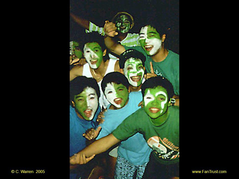 © C. Warren 2005 www.FanTrust.com