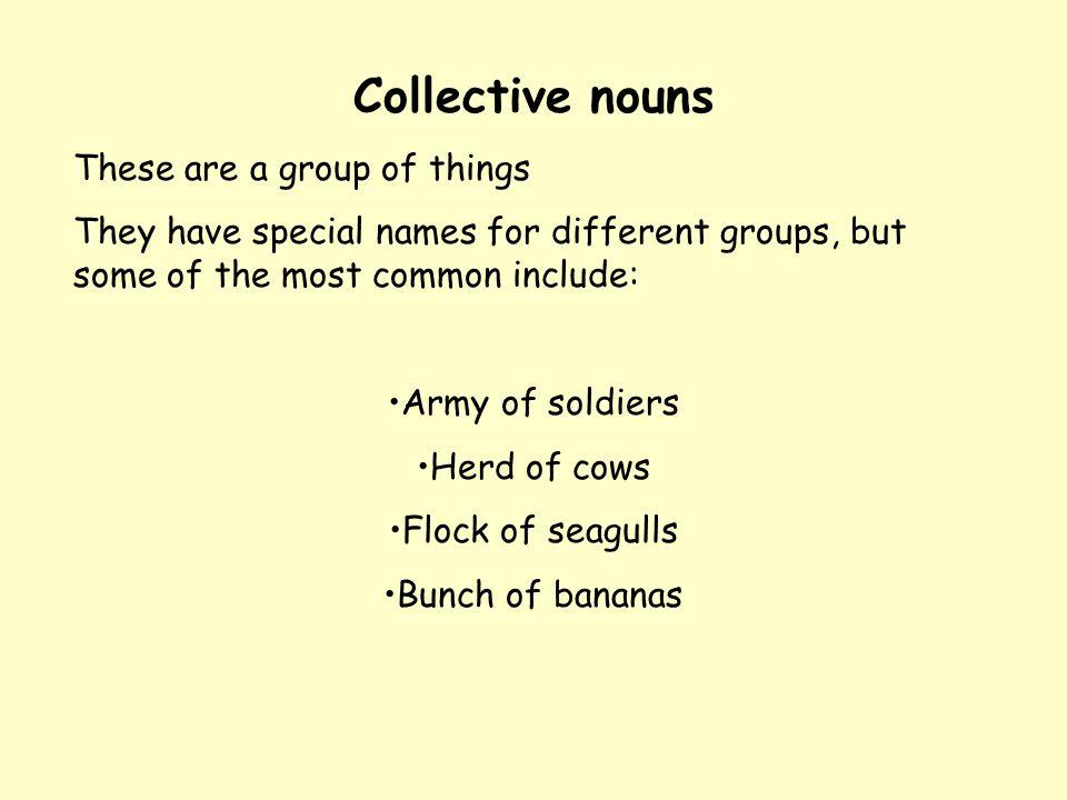 Pronouns Pronouns do the same job as a noun.