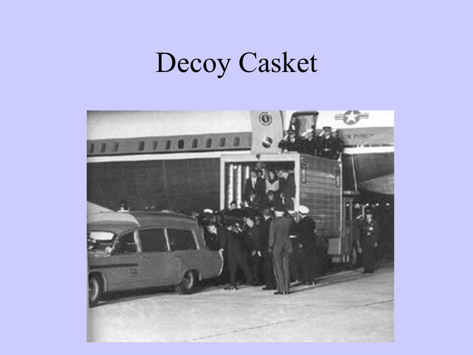 Decoy Casket