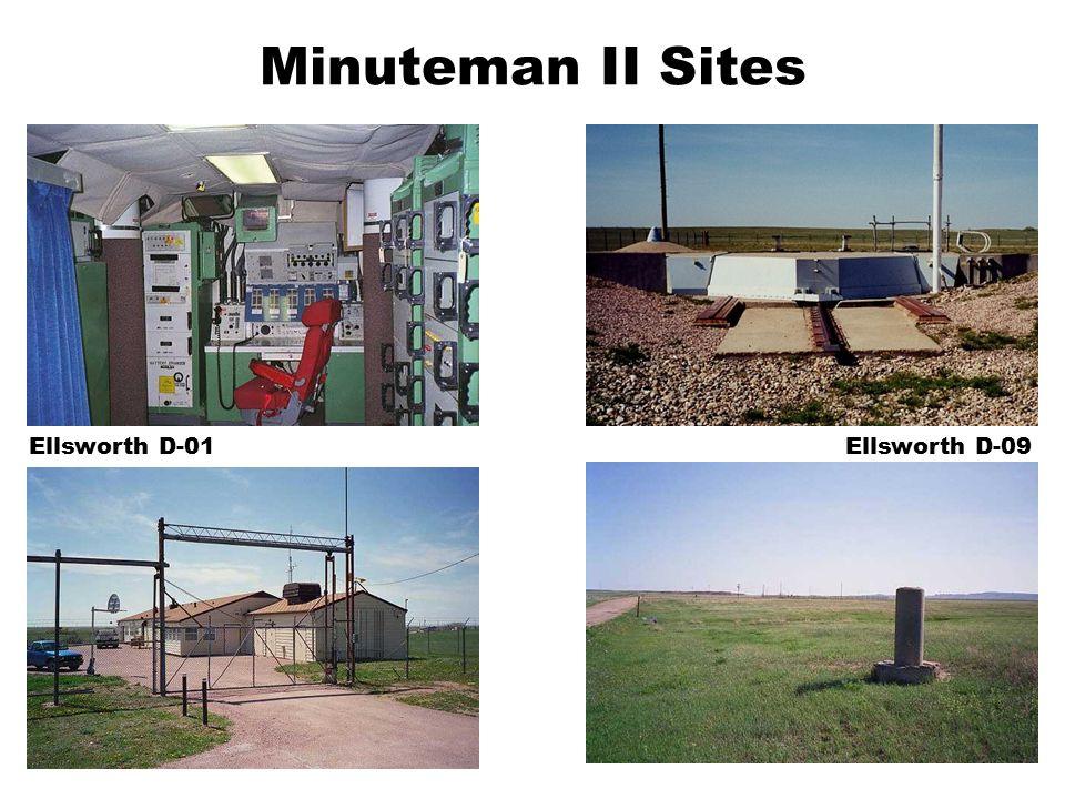 Minuteman II Sites Ellsworth D-01Ellsworth D-09
