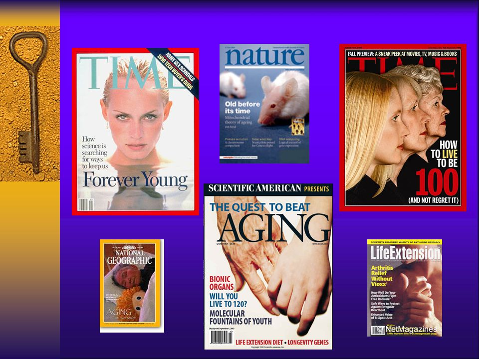 Over 200 genes influence the aging process The Genetics of Aging