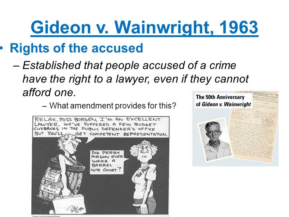 Gideon v.